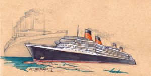 Lusitania 2 by ZeroGal5