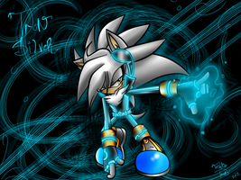 TRON SILVER by Reina-wOlf