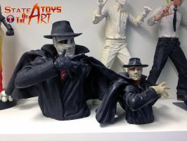 Blast From The Past!  Darkman by StateOfTheArt-toys