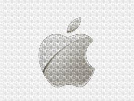 Apple logo wallpaper by H-Thomson
