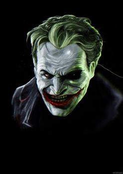 The Joker by rcrosby93