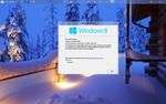 Windows 8 (Aero back experiment) by Loccosa