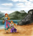 Contest Prize: Malon and Marin by Adella