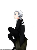 + Lavoisier: I have a Wing! + by Serket-XXI