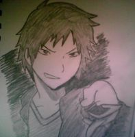 Izaya by XSlappyTheDummyX
