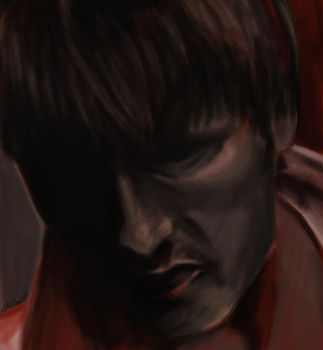 Hanni close up by Schu-was-here
