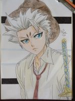 Toshiro Hitsugaya! by TheSassyFox