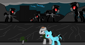 Imperial and Frostbite - Surviving a War by Imp344