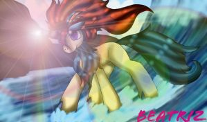 The resolute on waves (update) by BeatrizFlandes