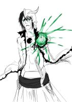 Ulquiorra Cifer by wiccimm