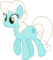 Unnamed Pony by shaynelleLPS