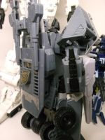 HEADROBOTS, FORTRESS MAXIMUS SAYS ''THANKS'' by forever-at-peace