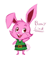 Little Bunny by kaialone