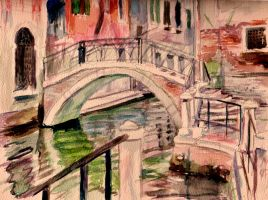 Venice Watercolour by 80sdisco