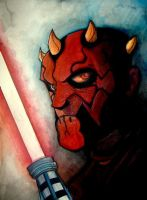 DARTH MAUL by UMINGA