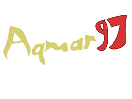 Aqmar97 Logo .::GIFT::. by StongInventor18