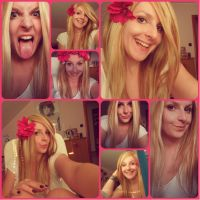 Collageblond by xLaRiex