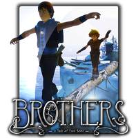 Brothers - aToTS icon3 by pavelber