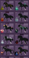 Unlockable Potions by alexpeanut