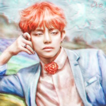 BTS V Young Forever Version by vanikachan