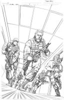 GI JOE 3 page 1 by RobertAtkins