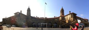 Union Buildings by RiverKpocc