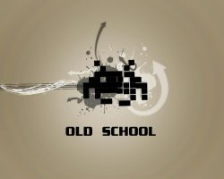 old school by funnyfoxnl17
