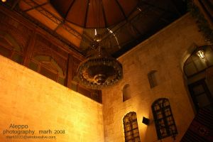 Arab house - Aleppo by marh333