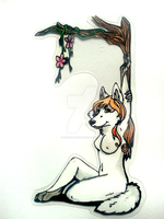 Personnal Bookmark by Cristaleyes