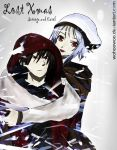 Scrooge and Carol - Lost Xmas (Guilty Crown) by wohoowoo