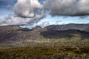 Views from Moel Siabod 9 by CharmingPhotography