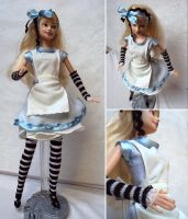 Alice in Wonderland by fuchskauz