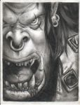 Orc - Warcraft by v2-6