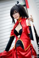 Litchi Faye Ling from BlazBlue by oogabear