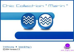 Chic Collection 'Marin' by oooAdAooo