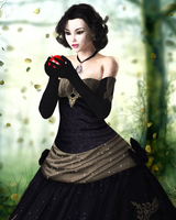 Disney Princesses: Snow White by Zaarin1