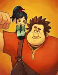 Wreck-It Ralph by monionium
