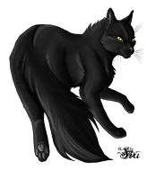yellowfang by TheSiubhan