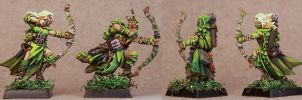 Wood Elf Way Watchers by AnneCooper