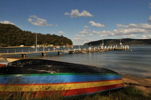 Patonga jetty 1 by wildplaces