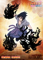 Uchiha Sasuke (NewCollection) by David-Y-F