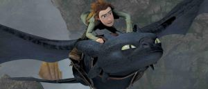 How To Train Your Dragon - Hiccup + Toothless by DashieSparkle