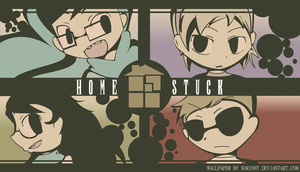 Homestuck WALLPAPER by princelupin