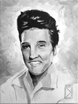 Elvis Commission by DavidValdez
