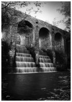 Byrd Creek Dam by anemicroyalty2025