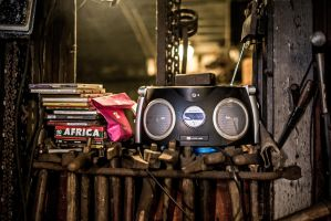 The CD-player by attomanen