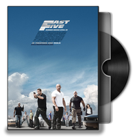 Fast Five by Natzy8