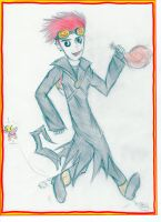 Jack Spicer's at it again by HeStoppedTheRain