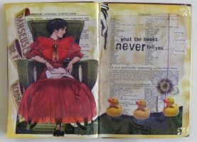 The books never tell you by hogret