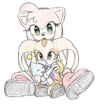 Amy and Cream by AlloyRabbit